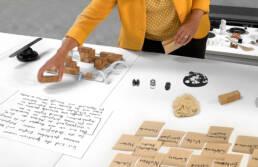 Culturesphere, Consultancy, Embodied Sensemaking, Strategy workshop, Prof. Oliver Szasz, Ingrid Ruegemer